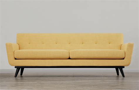 mustard sofa james mustard yellow linen sofa tov s20s y tov furniture