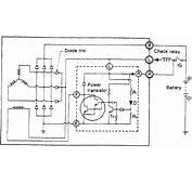 Alternator Pinout Car Wiring Diagram Charging System