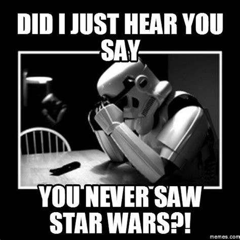 Star Wars Love Meme - funny star wars memes page 2 memeologist com