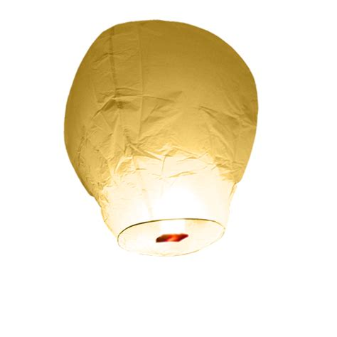 lanterna volante lanterne volante balloon blanc