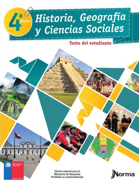 libro ciencias sociales 2016 historia 4 176 a 209 o b 193 sico