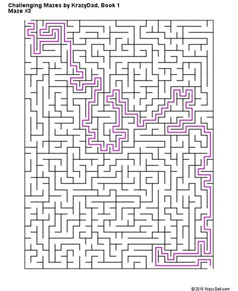 printable mazes krazydad krazydad mazes answers related keywords krazydad mazes