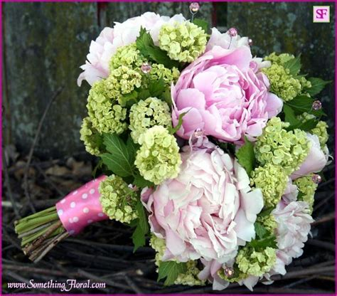 stunning pink peonies greens white roses centerpiece 259 best images about bridal bouquets 2 on pinterest