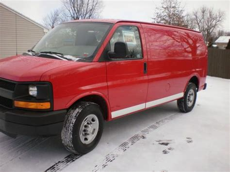 how things work cars 2009 chevrolet express 2500 regenerative braking purchase used 2009 15800 miles 3 4 ton chevy express van in buffalo new york united states