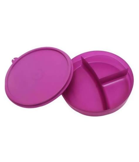 Tupperware Lunch Box Pink tupperware pink lunch box buy at best price in
