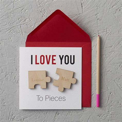 i you to pieces card template 1000 ideas about puzzle pieces on puzzle