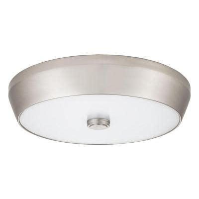 lithonia fluorescent light diffuser lithonia lighting futra brushed nickel and matte white