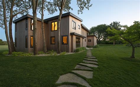 green home design news daniels lane sagaponack htons modern green home