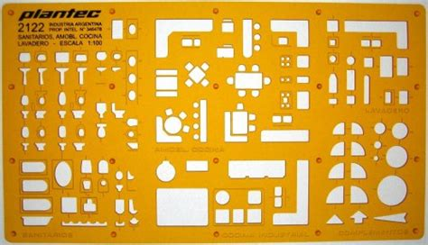 rotring furniture template floor plan layout drawing floor plan concrete floor