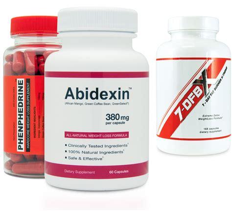 7 Best Diet Pills by Diet Pills Top Sellers Kit Abidexin Phenphedrine And