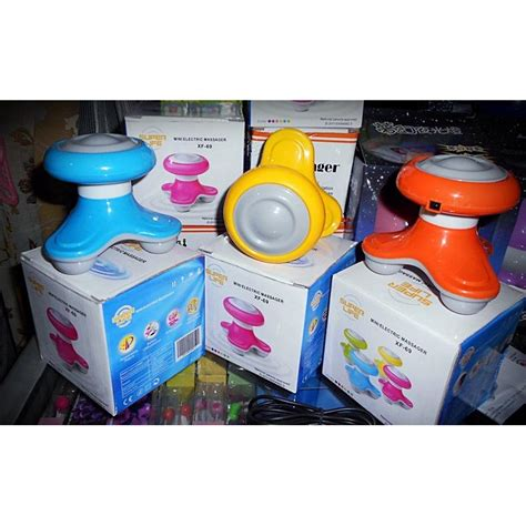 Alat Pijat Electric mini electric massager alat pijat mini electric alat