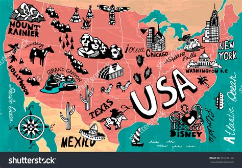 road trip maps of the usa map clipart roadtrip pencil and in color map clipart