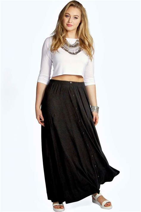 sleeve top with maxi skirt through black maxi skirt