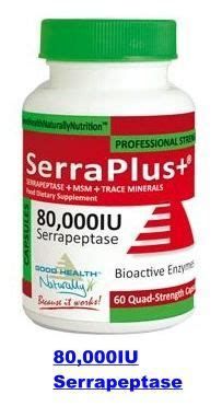 Serrapeptase Detox Symptoms by D Products And Other On