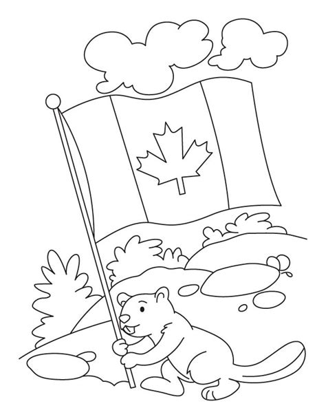 beaver coloring pages preschool beaver pictures to color kids coloring