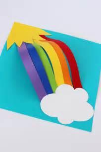 rainbow craft for image gallery rainbow crafts