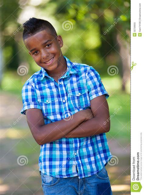 cute hairstylesondoesross for black people outdoor portrait of a cute teenage black boy african