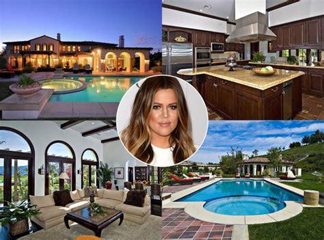 khloe kardashian new house khlo 233 kardashian s new home how she s updating justin bieber s former pad e news
