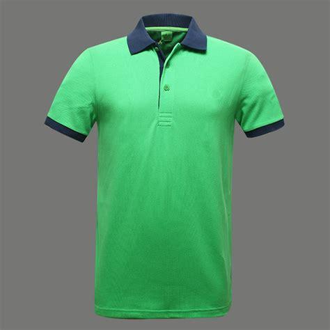 plain colored t shirts cotton plain white color polo t shirt stand collar polo