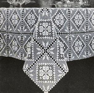 pattern crochet lace tablecloth 18 easy crochet lace tablecloth patterns guide patterns
