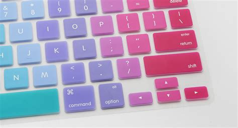 colorful keyboard 1 97 us universal colorful keyboard cover skin for