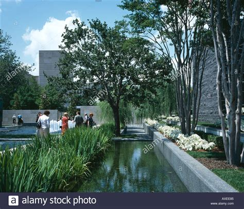 Sculpture Garden Dallas by Nasher Sculpture Center Dallas Garden Architect Renzo Stock Photo Royalty Free Image