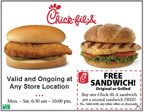 Chick Fil A Gift Card Promotion - chick fil a coupon codes new coupon codes blog