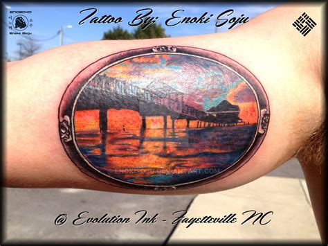 tattoo shops in st petersburg fl pier 92 st petersburg florida by enoki by