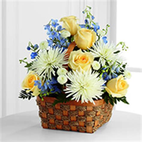 the ftd 174 heavenly scented basket standard
