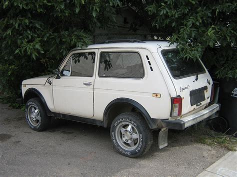 Lada Niva Cossack For Sale Pin Lada Niva Sale Canada On