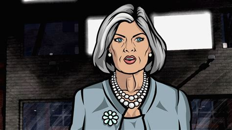 malory archer tv monday archer returns with mother of all evil canada com