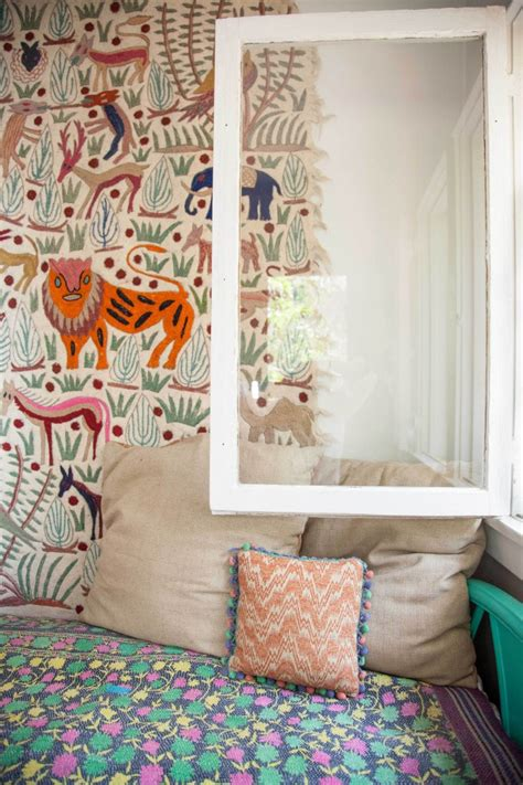 eclectic boys bedroom seems drenched in red and black 8 eclectic rooms for kids petit small