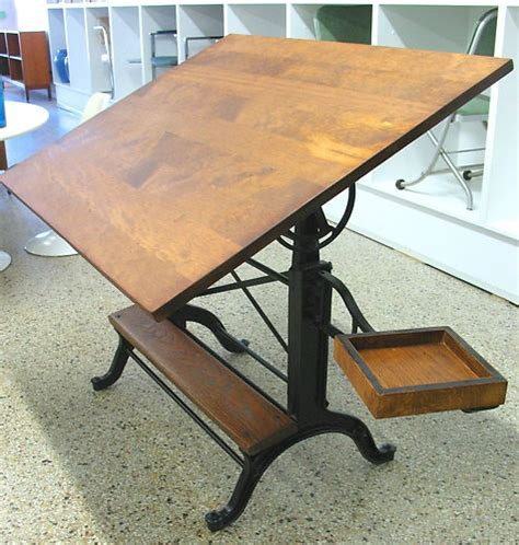 Frederick Post Drafting Table Pin By Matlock Bukont On For The Home Pinterest