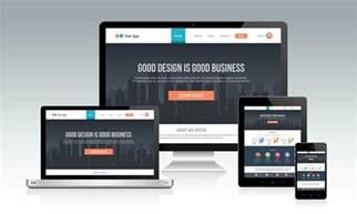 business web design homepage responsive website design tanton white business services