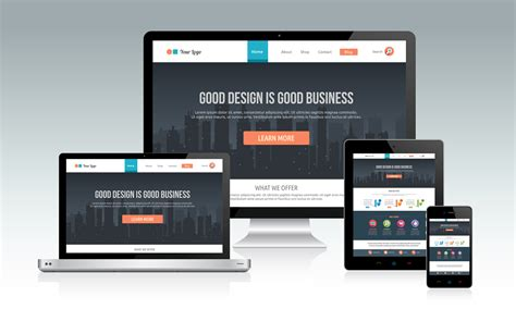responsive website layout what is responsive web design