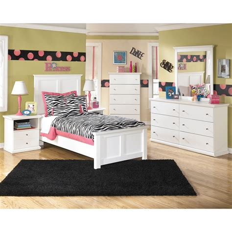 bedroom groups ashley signature design bostwick shoals twin bedroom group