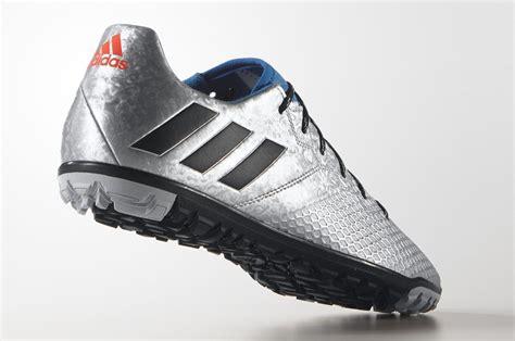messi sneakers high speed adidas messi 16 3 turf shoe silver black