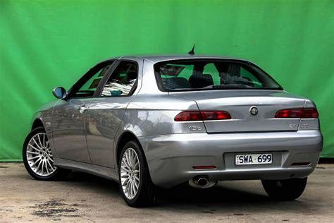 2004 Alfa Romeo 156 Jts Ti