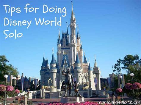 5 travel tips for doing disney world