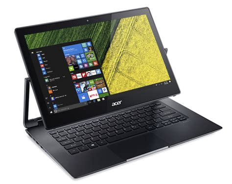 Laptop Acer R13 aspire r 13 notebooks unbegrenzte flexibilit 228 t