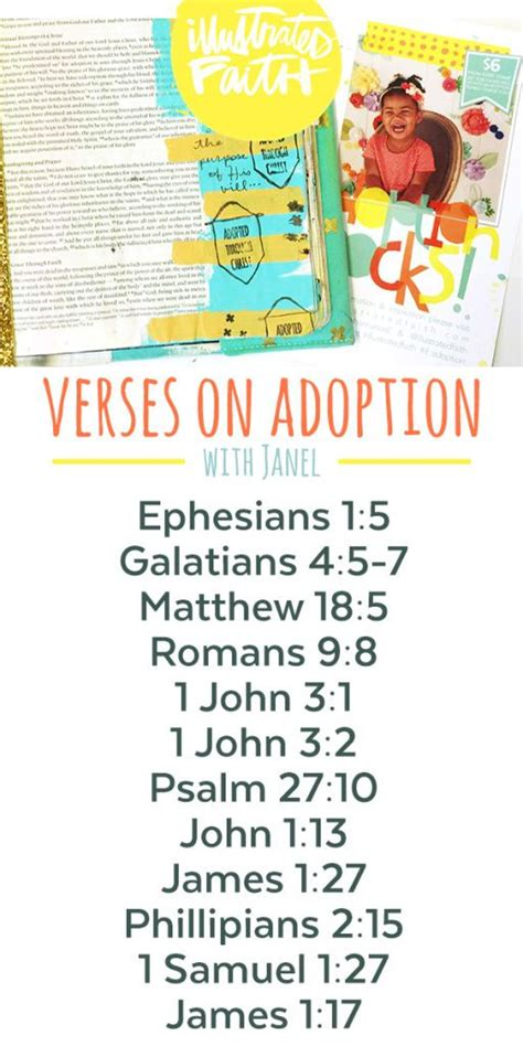 Verses For Adoption Cards
