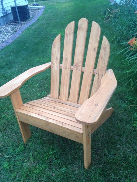 adirondack chair kreg owners community