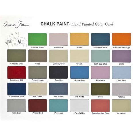 furniture colors best 25 sloan chalk paint ideas on
