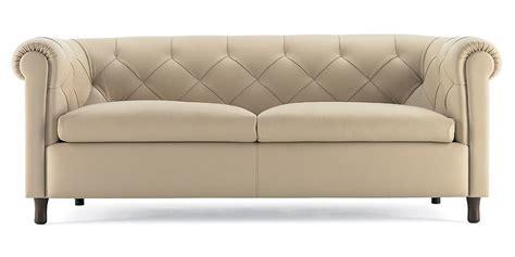 Poltrona Frau Arcadia Two Seater Sofa Large The