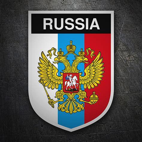 Wappen Aufkleber by Wappen Aufkleber Russland Webwandtattoo