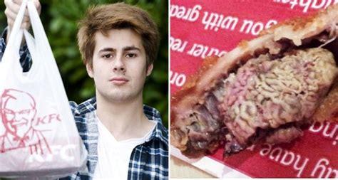 Isi Otak Mahasiswa kfc ayam gorengnya berisi otak hiiiiii