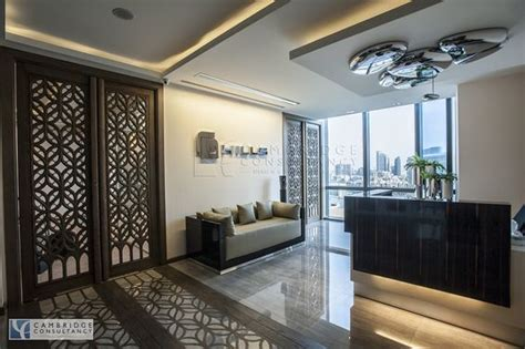 Ck Architecture Interiors Llc by Advertising Office Design Office Fitout Dubai