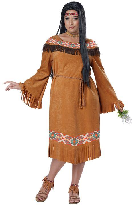 classic indian maiden  size costume purecostumescom