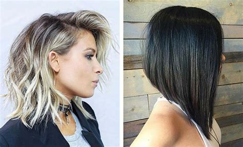 lob haircut photographs 31 lob haircut ideas for trendy women stayglam