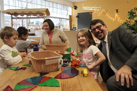 Um Flint And Genesee Early by Center Shows Um Flint S Leadership In Early Education